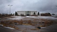 The Economics (and Nostalgia) of Dead Malls - The New York Times