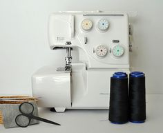 Materials Needed to Thread a Serger