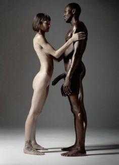 Stand before Me Sensuous #Desire #InterracialLove