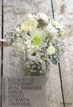 Bouquet-de-mariee-blanc-par-Madame-Artisan-fleuriste-La-mariee-aux-pieds-nus.jpg (621×900)
