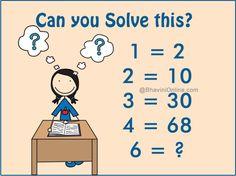 find the missing number 1 2 2 10