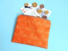 Your place to buy and sell all things handmade Coin Purses, Change Purse, Safari, Coins, Elephant, Trending Outfits, Unique Jewelry, Handmade Gifts, Etsy