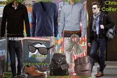 Steal The Look Chris Colfer