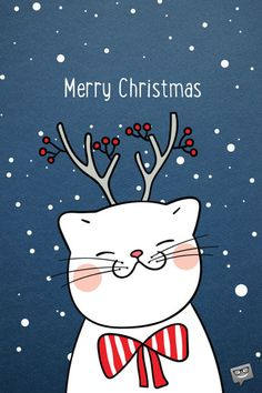 christmas images Merry Christmas image with cute cat smiling in the snow. christmas images Merry Christmas image with cute cat smiling in the snow. Send Christmas Cards, Merry Christmas Pictures, Merry Christmas Wallpaper, Christmas Cats, Vintage Christmas, Christmas Christmas, Merry Christmas Background, Merry Christmas Drawing, Christmas Wishes Messages
