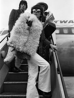 Keith Richards - he's my style icon, I don't even care