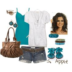 Love the style and colors <3
