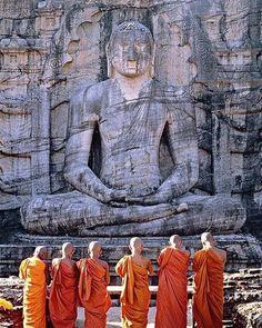 "1,241 Likes, 10 Comments - majestic disorder magazine (@majesticdisorder) on Instagram: ""Never stop looking at the world with wonder. Gal Vihara, Polonnaruwa, Sri Lanka 📷Mandy Liu"""