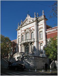 Palacio da Bemposta Lisboa