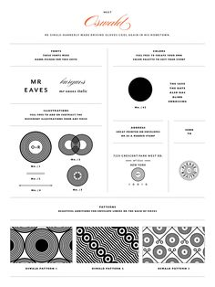 brand board by Mae Mae Papier