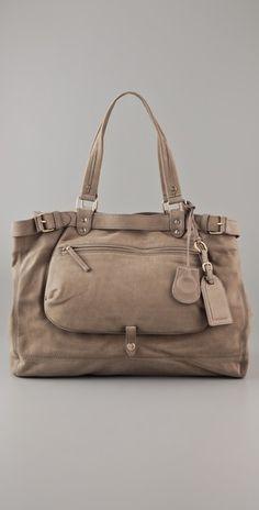 Large shoulder bag. By Vanessa Bruno.