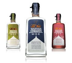 We uncover the full Warner Edwards Gin range | Gin Foundry