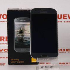 #Smartphone #SAMSUNG G#ALAXY #EXPRESS gt-i8730 Orange E254730 de segunda mano | Tienda de Segunda Mano en Barcelona Re-Nuevo #segundamano