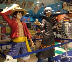 One Piece store