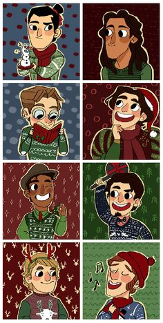 SOURCE: http://theartofknightjj.tumblr.com/post/68996262947/place-of-princes-christmas-icon-set-1-2-my-early