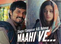 The song is sung & composed the music maestro A.R Rahman while lyrics of Mahi Ve are penned by Irshad Kamil. http://www.musicyouluv.com/highway-maahi-ve.html