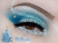 Cinderella eyes, posted via eye-make-up.tumblr.com