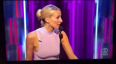 Comedian Nikki Glaser burns Peyton Manning at Rob Lowe's roast Rob Lowe Roast, Nikki Glaser, Peyton Manning, Roasts, Comedy Central, Comedians, Lowes, Burns, Content