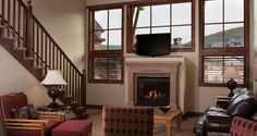 Suite at Sunrise Lodge, Hilton Grand Vacations
