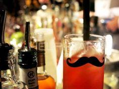Moustache Drink Help!bar
