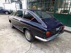 FIAT 850 850 Coupè