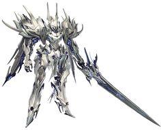 "/m/ art - ""/m/ - Mecha"" is imageboard for discussing Japanese mecha robots and anime, like Gundam and Macross. Robot Concept Art, Armor Concept, Robot Art, Fantasy Armor, Fantasy Weapons, Dark Fantasy, Mecha Anime, Zoids, Character Art"