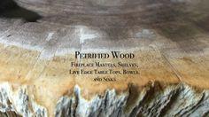 Petrified wood – Vintage Timberworks