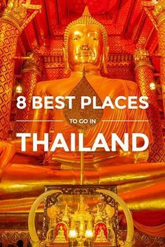 Thailand – 8 Best Places to Visit for First-timers https://www.detourista.com/guide/thailand-best-places/ ✈ Where to go in Thailand? See the best cultural sights, nature, cities, historical spots & things to do for first-time travelers. Feel free to re-pin if you like the tips posted. Thanks for sharing ❤️ #detourista