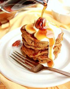 The Bojon Gourmet: (Gluten-Free!) Banana Buckwheat Pancakes