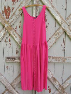 d5a2456d3e vintage 1980s sundress dress L XL  vintage  80s  sundress 1980s