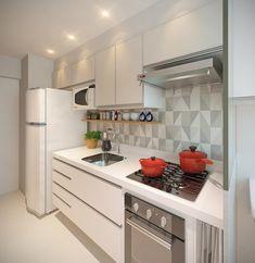 26 Melhores Imagens De Cozinha Pequena Moderna Decoração Kitchen