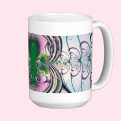 #Magic #Flower #Coffee #Mug