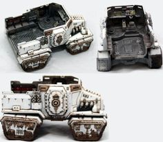Artician Crows - Frost Themed Guard [40k] Taurox and Sentinel completed 22/04/14 - Forum - DakkaDakka | I see lead people.