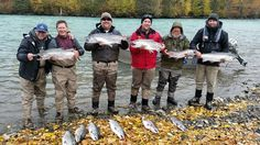 Alaska Fly Fishing Silver Salmon