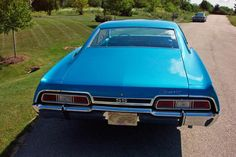 67 Chevy Impala SS427(Z24)