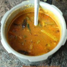 Easy Pressure Cooker Sambhar Recipe - Learn how to make Easy Pressure Cooker Sambhar, Recipe by Beena Stephy