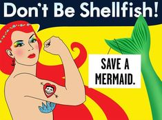 Save the Coney Island Mermaid from Extinction! by Coney Island USA — Kickstarter Fantasy Mermaids, Real Mermaids, Mermaids And Mermen, Mermaid Drawings, Mermaid Tattoos, Mermaid Paintings, Mermaid Beach, Mermaid Art, Manga Mermaid