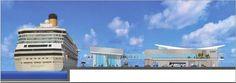 Savona: nuovo terminal crociere, l'8 novembre 2014, l'inaugurazione