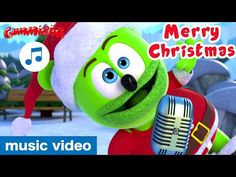 """In honor of Christmas 2019 comes a special festive version of """"I Am Your Gummy Bear (The Gummy Bear Song)"""" by Gummibär aka Osito Gominola ak. Merry Christmas, Christmas Music, Christmas Goodies, Christmas 2019, Hip Hop Remix, Gummy Bear Song, Bear Songs, Bear Shop, Funny Bears"""