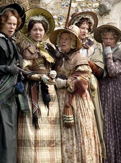 Cranford - best period dramas - Woman And Home