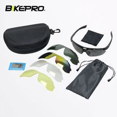e655ab1190 Find More Cycling Eyewear Information about Unisex 5 Lens 2 Colors Outdoor  Cycling Hiking Riding Eyewear