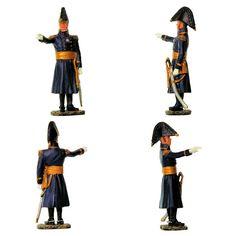 """El General Rampon (Colección """"Mariscales del Imperio"""" editada por Hachette - 60 mm) Subido desde www.elgrancapitan.org"""