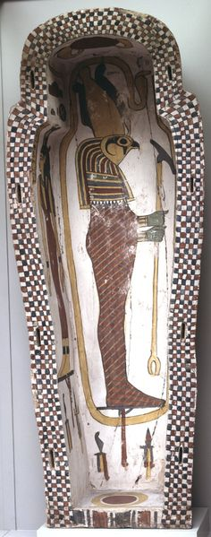 Coffin of Seshepenmehyt interior