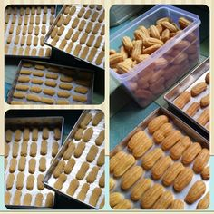 Snack Box, Cake Cookies, Italian Recipes, Waffles, Cereal, Food And Drink, Snacks, Breakfast, Design