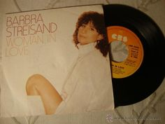 DISCO SINGLE ORIGINAL VINILO BARBRA STREISAND