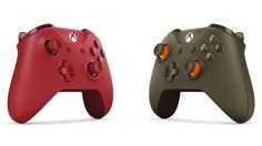 New Xbox gamepad colors are simple subdued
