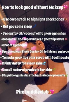 Skin Care Tips For Acne. Searching for the finest, tried and true skin care tips. Skin Care Tips F Beauty Care, Beauty Skin, Diy Beauty, Natural Beauty Hacks, Organic Beauty, Natural Makeup, New Foto, Beauty Hacks For Teens, Beauty Life Hacks