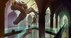 heart of the museum by Izaskun on deviantART