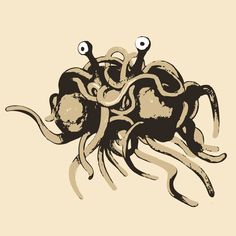 FSM: Flying Spaghetti Monster - Reasonist Products