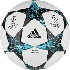 Adidas 2017-18 Champions League Ball Leaked