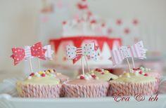 Toot Sweet Schleifen Toppers bei Eva & Ich blog